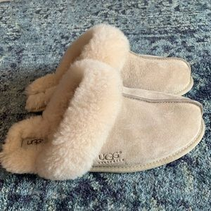 Ugg Lined Slippers